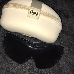 Large D&G Sunglasses